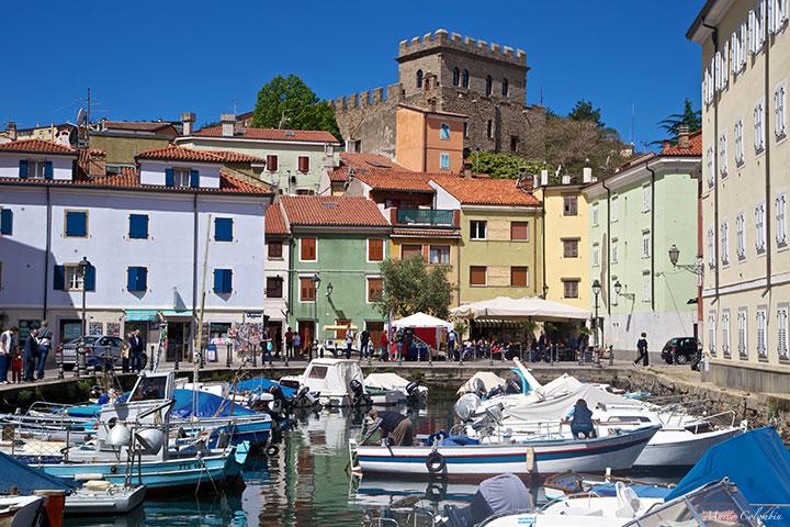 Scuba Tortuga, Muggia Trieste, Sub