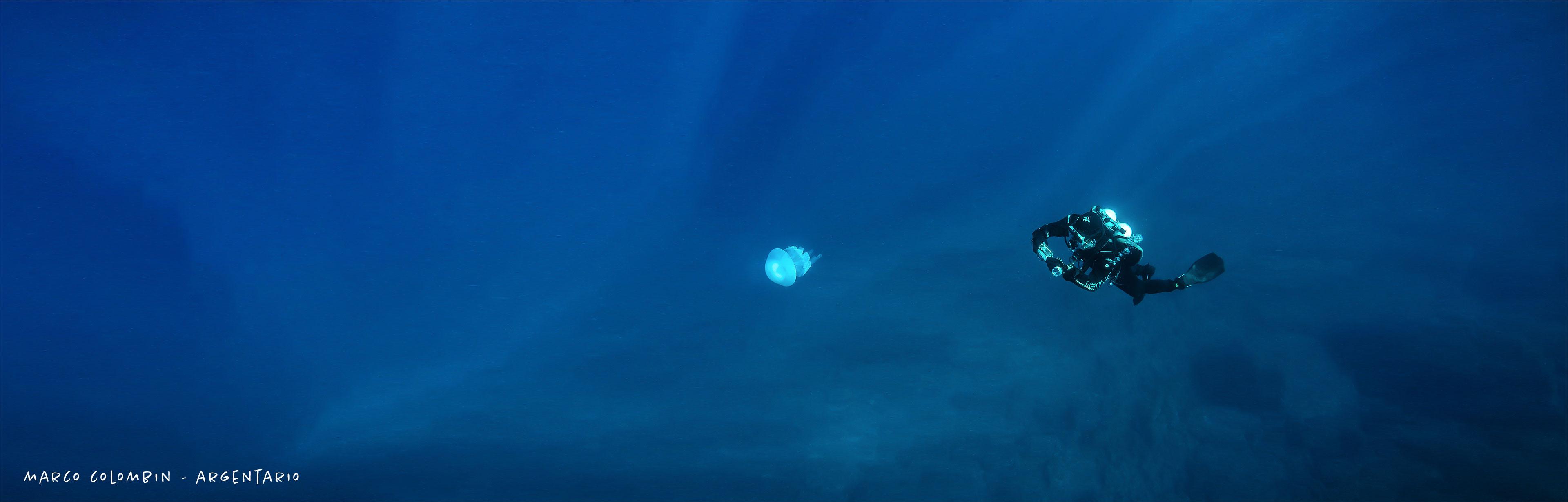 scubadiving, marco colombin, corsi sub, corsi sub Trieste, mare, istruttore sub, Muggia, immersioni